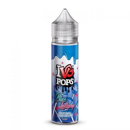 50ML E JUICE IVG POPS BLUE LOLLIPOP