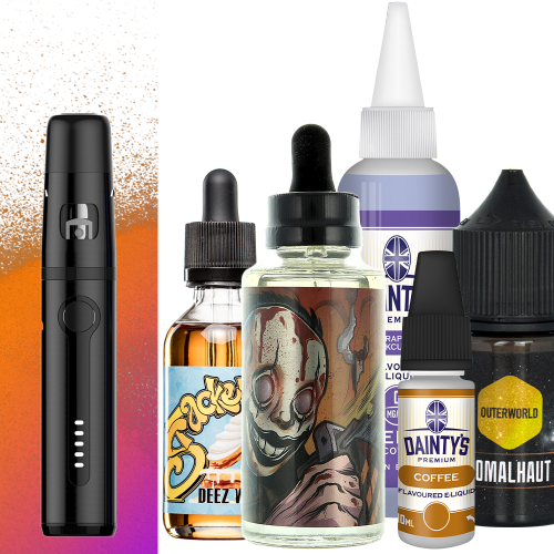 Kangertech K-Pin Mini + 230ml Juice Bundle