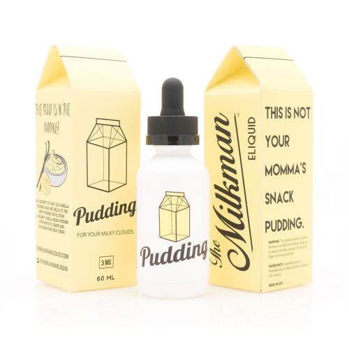 The Milkman - Pudding