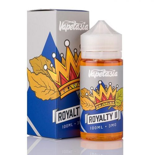 100ML E JUICE VAPETASIA ROYALTY II