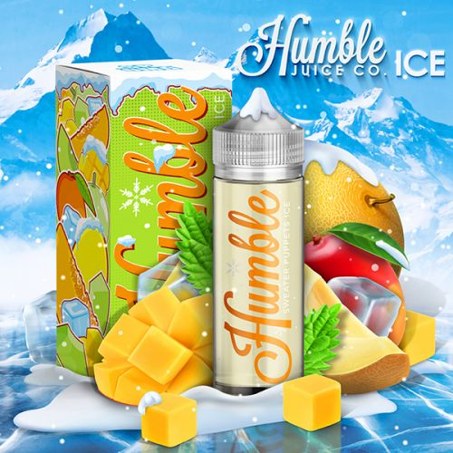 Humble Juice Co. - Ice Sweater Puppets