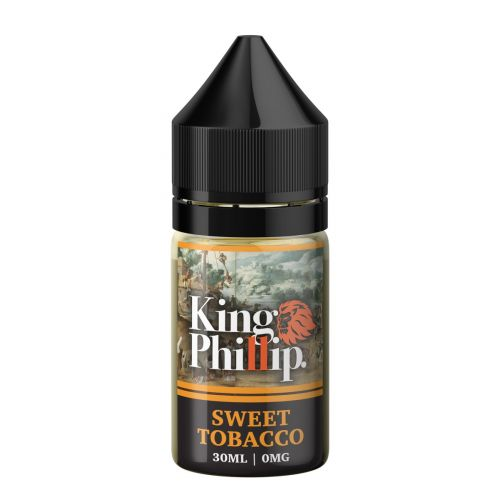 King Phillip - Sweet Tobacco 30mL