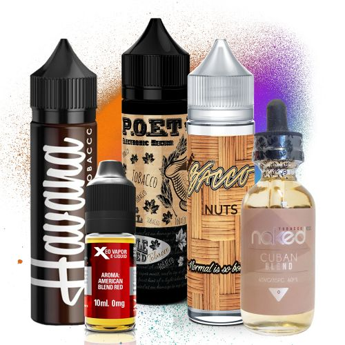 Tobacco Flavoured Bundle