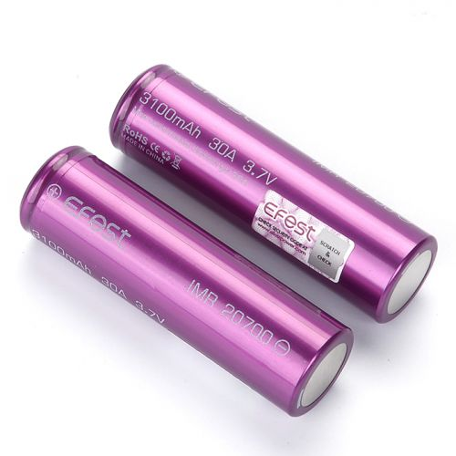 VAPE BATTERY EFEST 20700 3100MAH