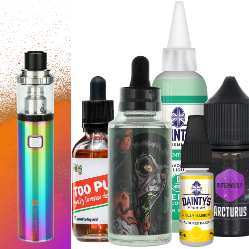 Vaporesso Veco + 230ml Juice Bundle