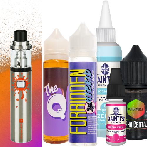 Vaporesso Veco + 240ml Juice Bundle