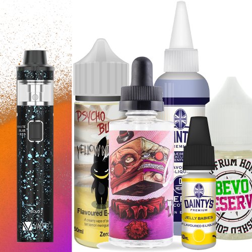 Vaptio Solo2 + 220ml Juice Bundle