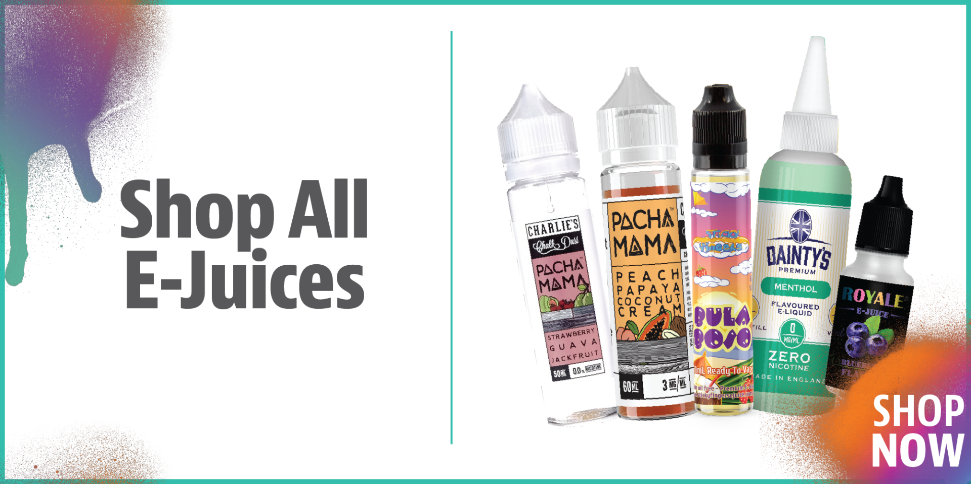 Shop All E-Juices